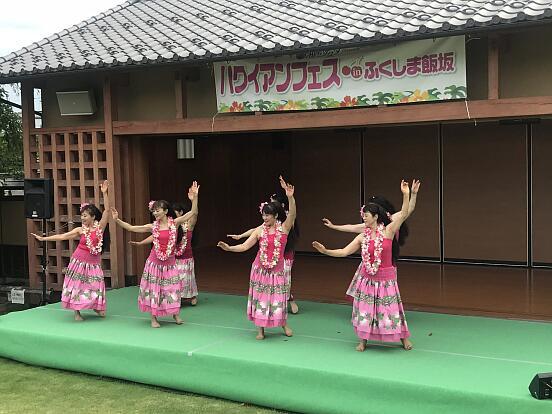 湘南フェスタ ハワイアンフェスinふくしま飯坂開催しました!