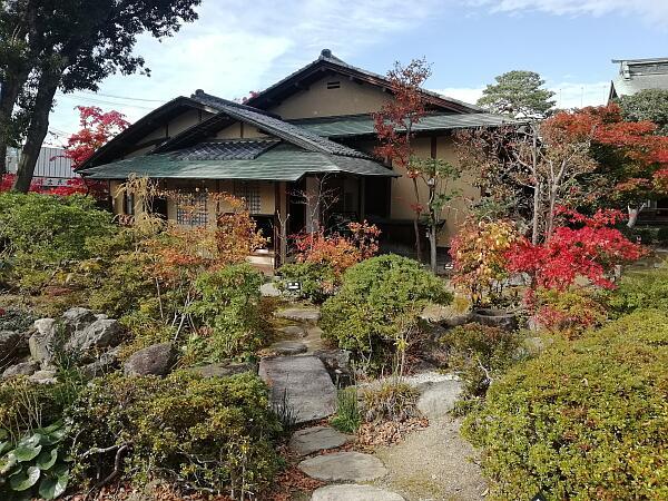 Beautiful place in Iizaka
