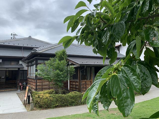 旧堀切邸の休館ご案内