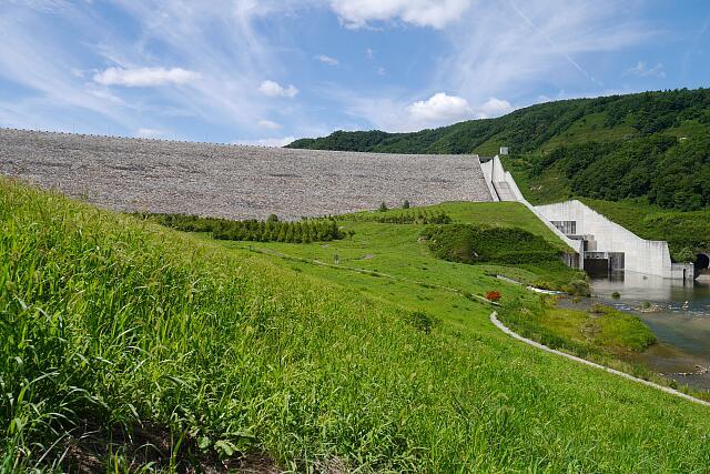 摺上川ダムインフォメーションセンター、再開しました