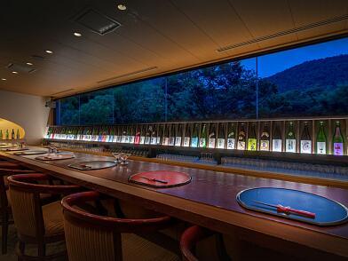 摺上亭大鳥 日本酒Bar.香林